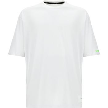 textil Herr T-shirts & Pikétröjor Freddy F0ULTT2 Vit