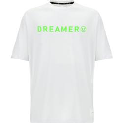 textil Herr T-shirts & Pikétröjor Freddy F0ULTT3 Vit