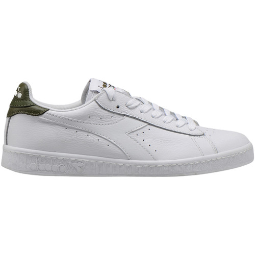 Skor Herr Sneakers Diadora 501176729 Vit