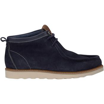 Skor Herr Loafers Docksteps DSE106114 Blå