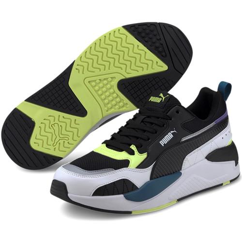 Skor Herr Sneakers Puma 373108 Vit