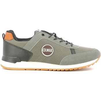 Skor Herr Sneakers Colmar TRAVIS D Svart