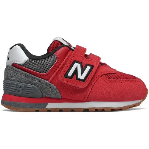 Skor Barn Sneakers New Balance NBIV574ATG Röd