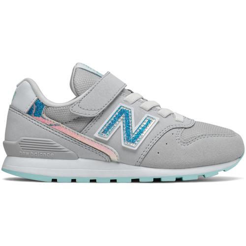Skor Barn Sneakers New Balance NBYV996HGY Grå