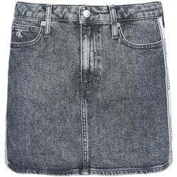 textil Dam Kjolar Calvin Klein Jeans J20J215121 Grå