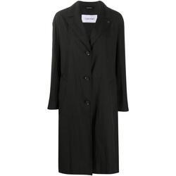 textil Dam Jackor Calvin Klein Jeans K20K202050 Svart