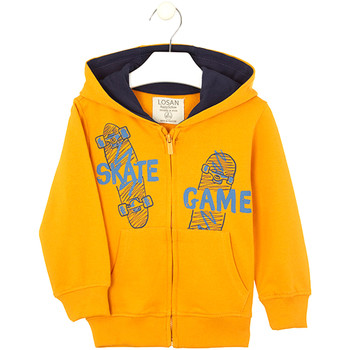 textil Barn Sweatshirts Losan 025-6653AL Gul
