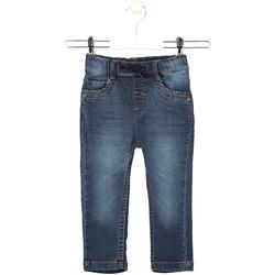 textil Barn Jeans Losan 025-6664AL Blå