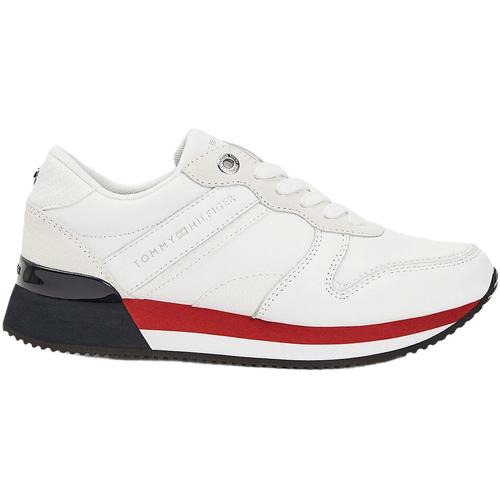 Skor Dam Sneakers Tommy Hilfiger FW0FW05233 Svart
