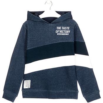 textil Barn Sweatshirts Losan 023-6002AL Blå