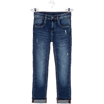 textil Barn Jeans Losan 023-9002AL Blå