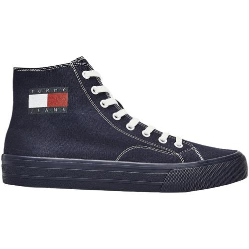 Skor Herr Sneakers Tommy Hilfiger EM0EM00485 Blå