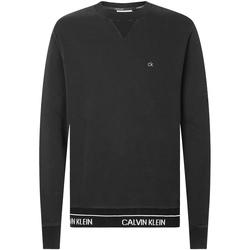 textil Herr Sweatshirts Calvin Klein Jeans K10K105589 Svart