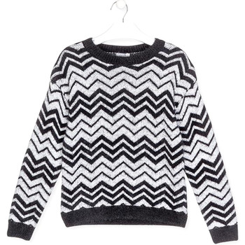 textil Barn Tröjor Losan 024-5005AL Svart