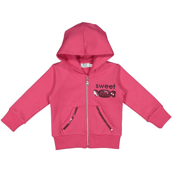 textil Barn Sweatshirts Melby 20D2341 Rosa