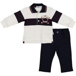 textil Barn Kostymer och slipsar Melby 20K0230 Blå