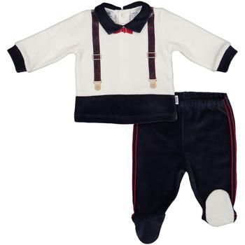 textil Pojkar Set Melby 20Q0060 Svart