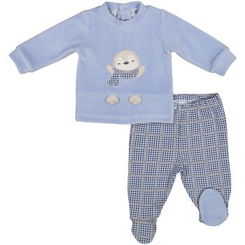 textil Barn Kostymer och slipsar Melby 20Q0840 Blå