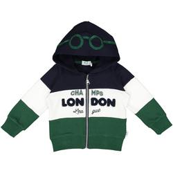 textil Barn Sweatshirts Melby 20D0210 Grön