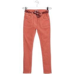 textil Barn Stuprörsjeans Losan 024-9005AL Rosa