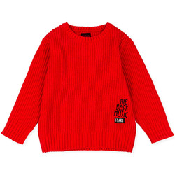 textil Barn Tröjor Losan 025-5000AL Röd