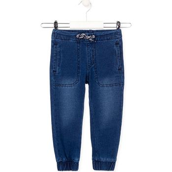 textil Barn Jeans Losan 025-6033AL Blå