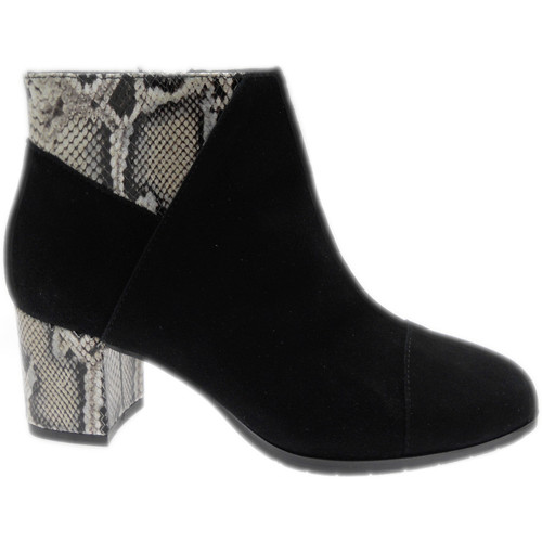 Skor Dam Boots Soffice Sogno SOSO20682ne nero