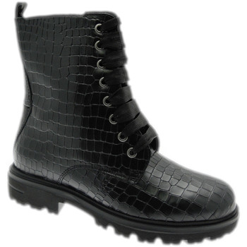 Skor Dam Boots Calzaturificio Loren LOC3918ner nero