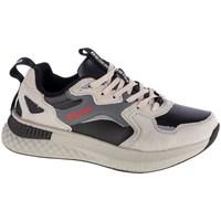 Skor Herr Sneakers Big Star GG174464 Svarta, Gråa, Beige