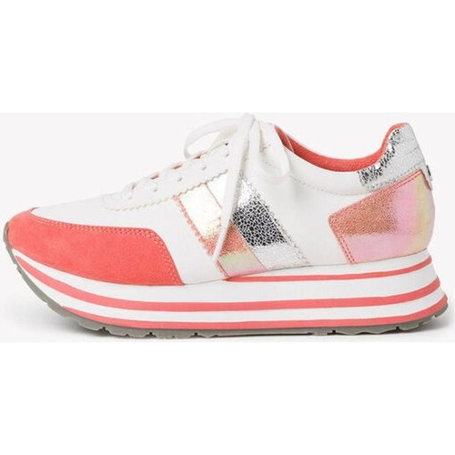 Skor Dam Sneakers Tamaris Vita orange platta skor Orange