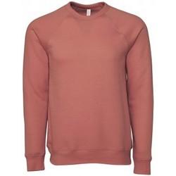 textil Sweatshirts Bella + Canvas CV3901 Mauve