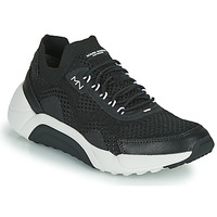 Skor Herr Sneakers Skechers ENDURO-SILVERTON Svart