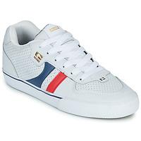 Skor Herr Sneakers Globe ENCORE-2 Vit / Blå / Röd