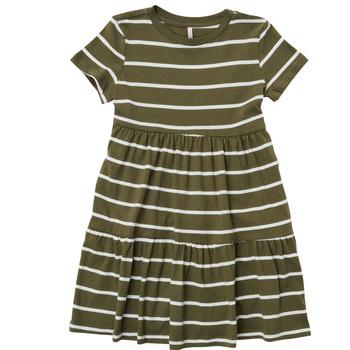 textil Flickor Korta klänningar Only KONMAY Flerfärgad