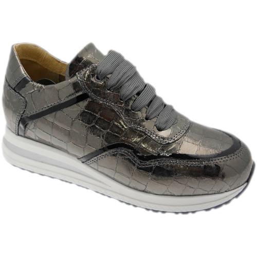 Skor Dam Sneakers Calzaturificio Loren LOC3936gr grigio