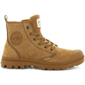 Skor Dam Boots Palladium Manufacture Boots Pampa HI Zip Bruna