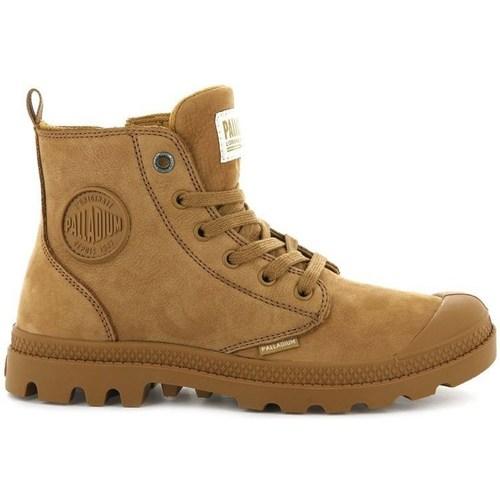 Skor Dam Boots Palladium Boots Pampa HI Zip Bruna