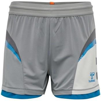 textil Dam Shorts / Bermudas Hummel Short de match  hmlINVENTUS Femme gris