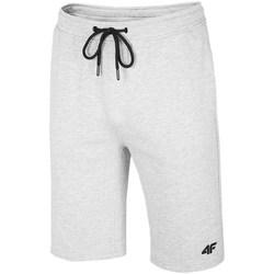 textil Herr Shorts / Bermudas 4F SKMD001 Gråa