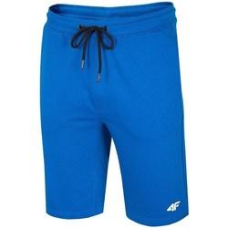 textil Herr Shorts / Bermudas 4F SKMD001 Blå