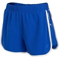 textil Dam Shorts / Bermudas 4F SKDF001 Blå