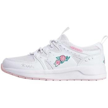 Skor Herr Sneakers Kappa Loretto K Vit