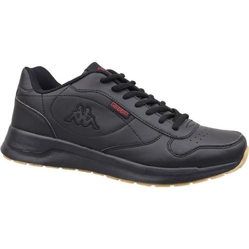 Skor Herr Sneakers Kappa Base II Svarta