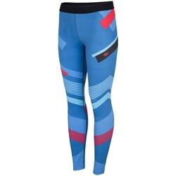 textil Dam Leggings 4F SPDF006 Blå,Blå