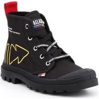 Skor Höga sneakers Palladium Pampa Dare Rew FWD 76862-008-M black