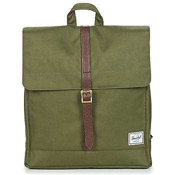 Väskor Ryggsäckar Herschel CITY Kaki