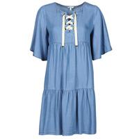 textil Dam Korta klänningar Kaporal TILAN Blå