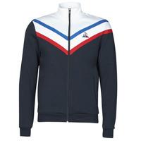 textil Herr Sweatjackets Le Coq Sportif TRI FZ N°1 M Marin