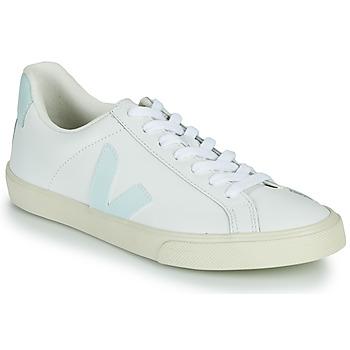 Skor Dam Sneakers Veja ESPLAR LOGO Vit / Blå