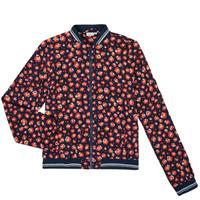 textil Flickor Jackor & Kavajer Name it NKFTHUNILLA Flerfärgad